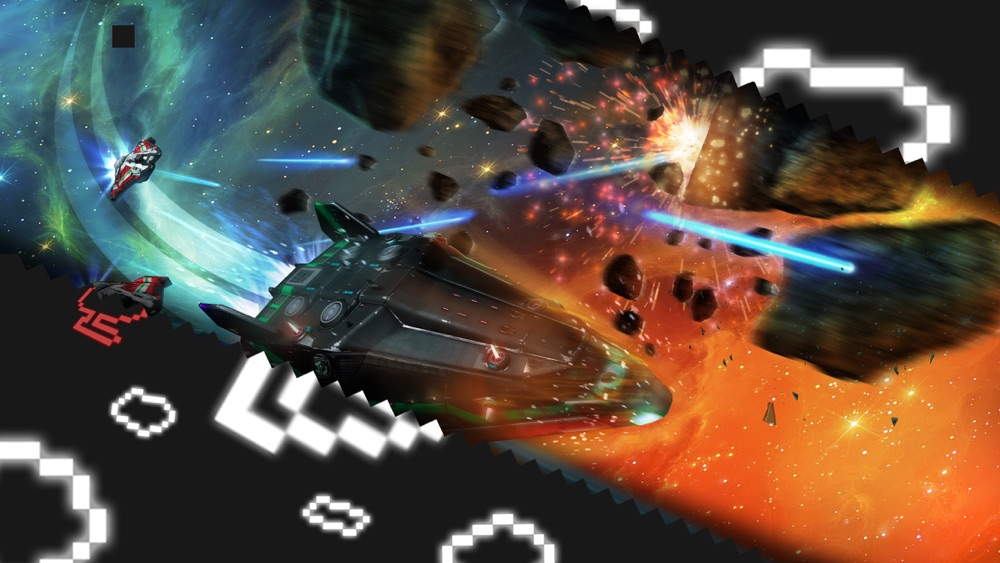 Pixel Asteroids cheat codes