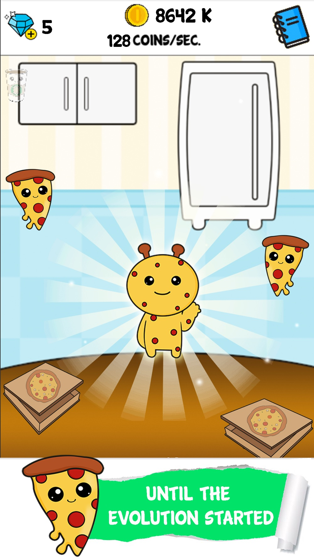Hack tool for Pizza Evolution - Clicker & Idle Game