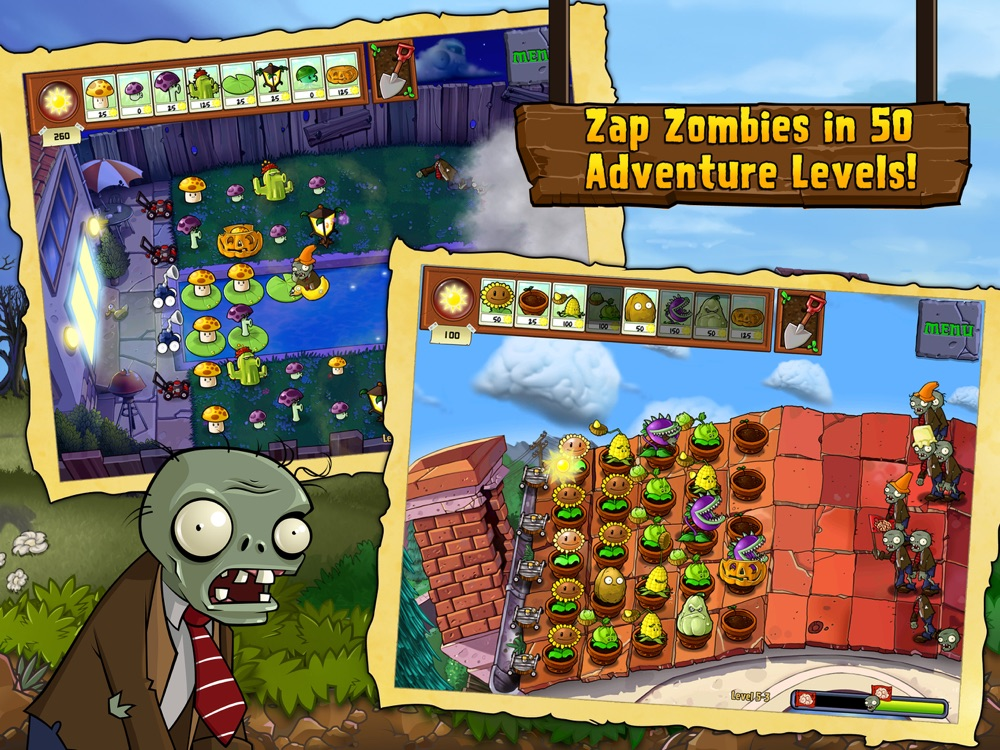 Hack tool for Plants vs. Zombies™ HD