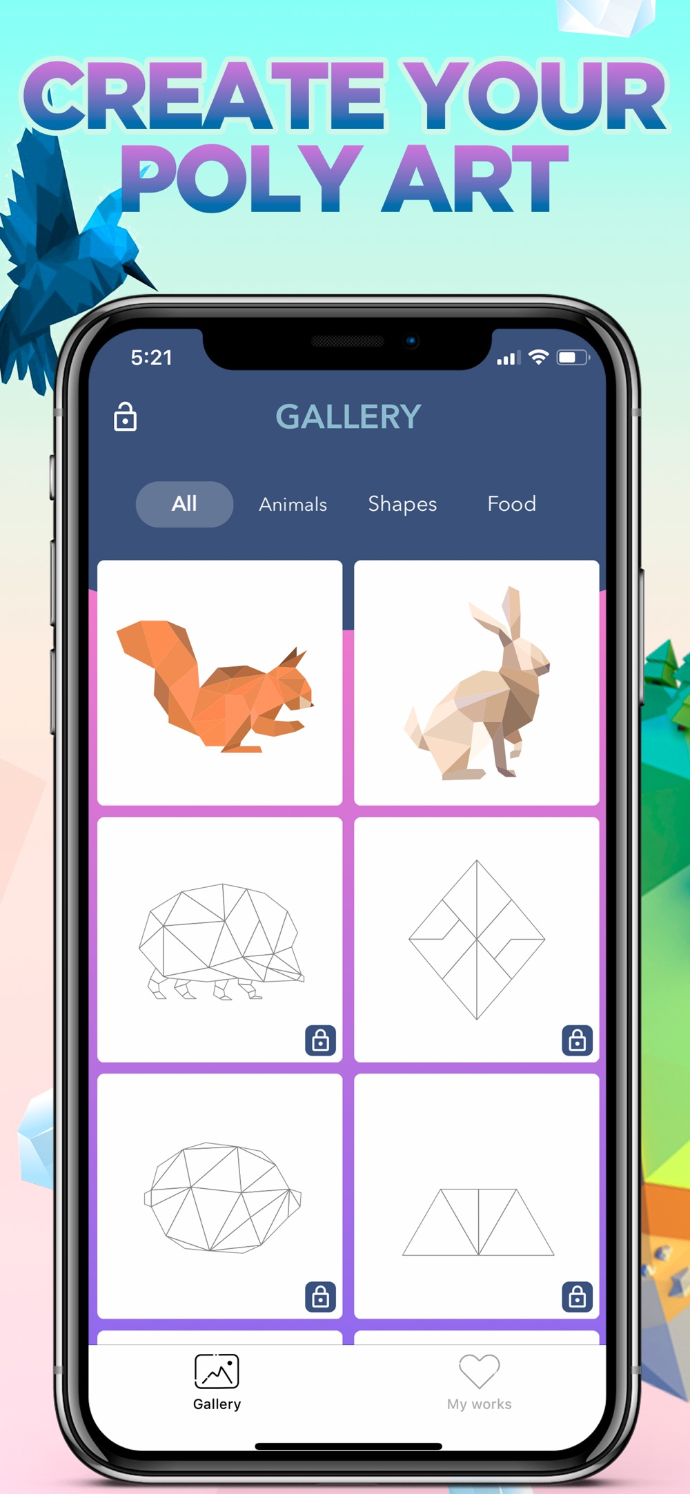Poly Puzzles Coloring hack tool