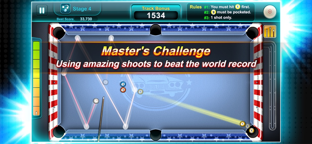 Hack tool for Pool Ace - 8 Ball Pool Games