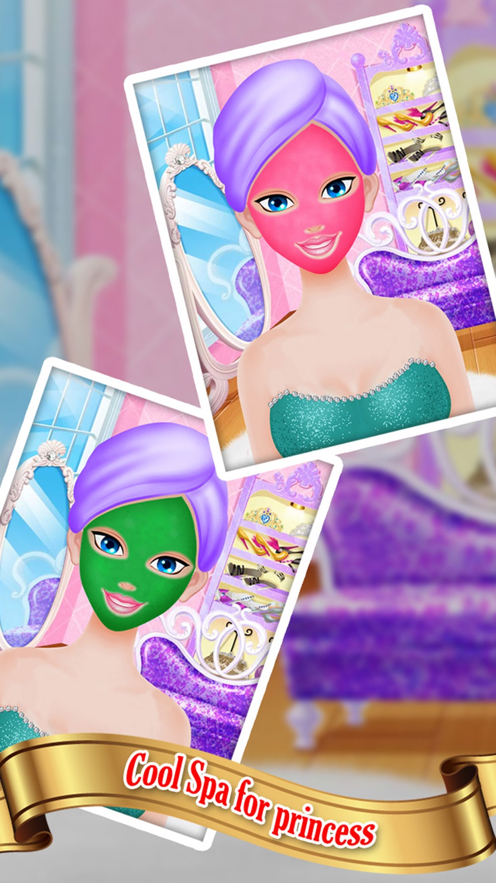 Hack tool for Princess wedding makeover salon : amazing spa, makeup and dress up free games for girls