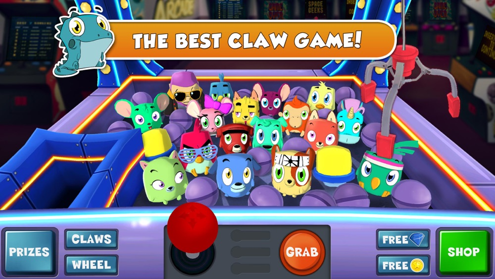 Prize Claw 2 cheat codes