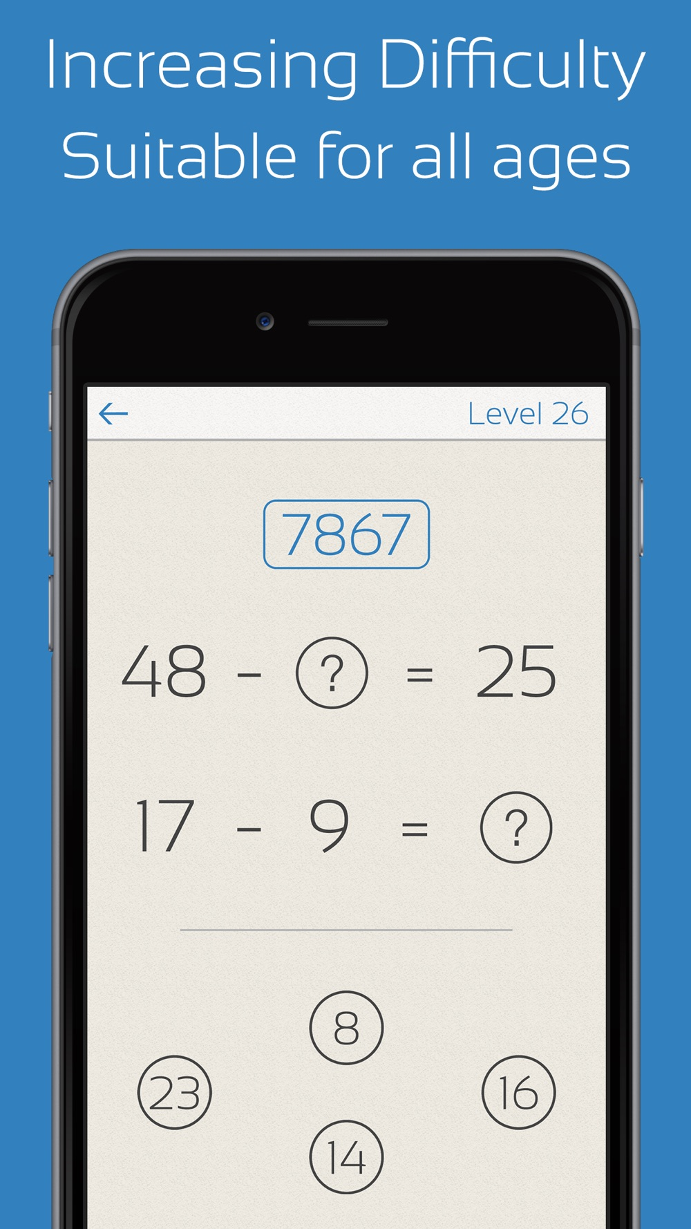 Hack tool for Pure Math - Practice and Improve Your Math Skills (Addition, Subtraction, Multiplication and Division)