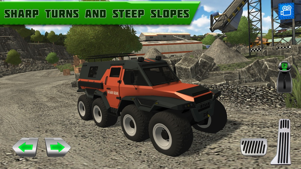 Hack tool for Quarry Driver 3: Giant Trucks