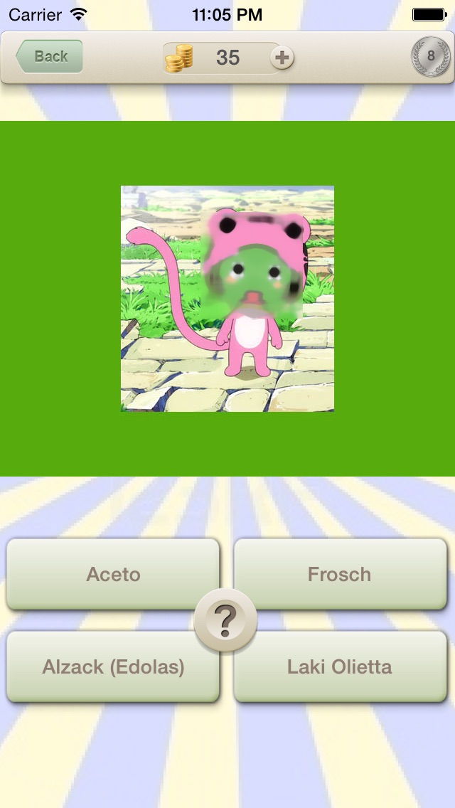 Hack tool for Quiz for Fairy Tale : Happy Lucy Natsu Anime Guess Game