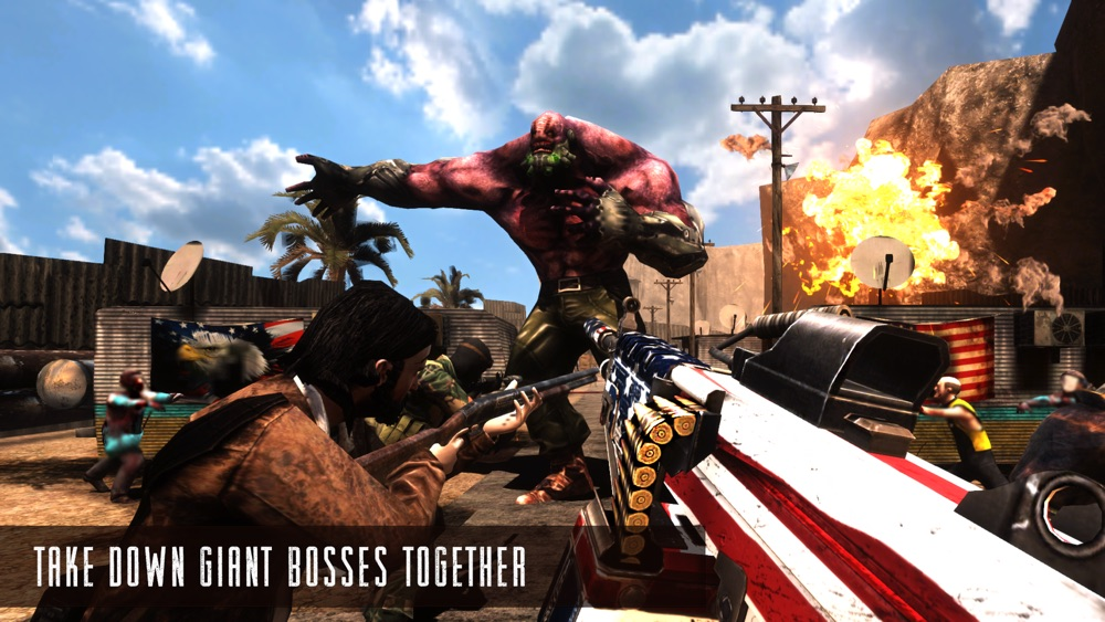Hack tool for Rage Z: Multiplayer Zombie FPS