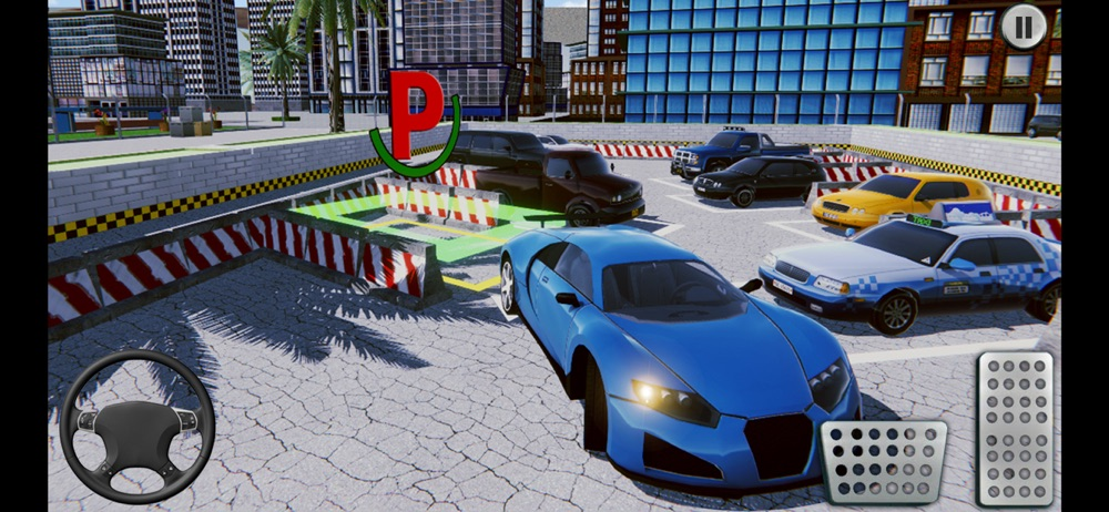 Hack tool for Real Car Parking Game 2019