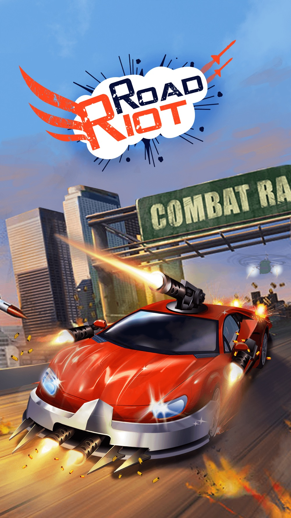 Road Riot Combat Racing cheat codes