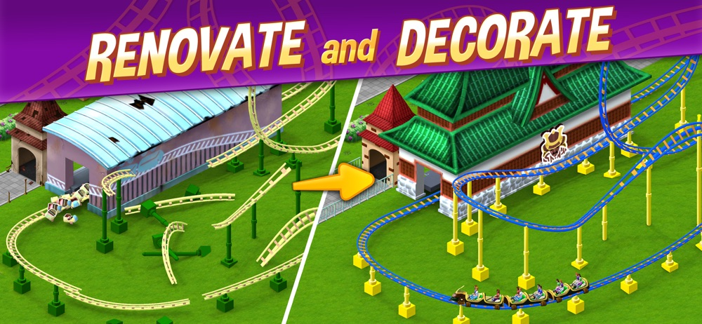 RollerCoaster Tycoon® Story cheat codes