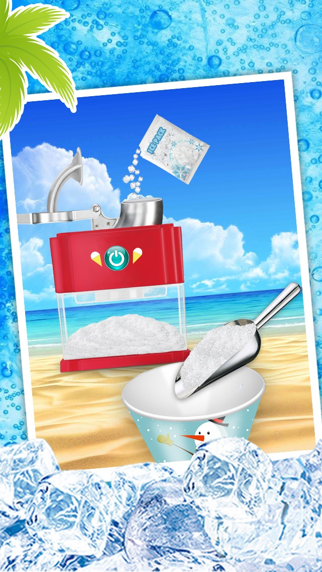 Hack tool for Snow Cone Maker - Fun Summer Drinks