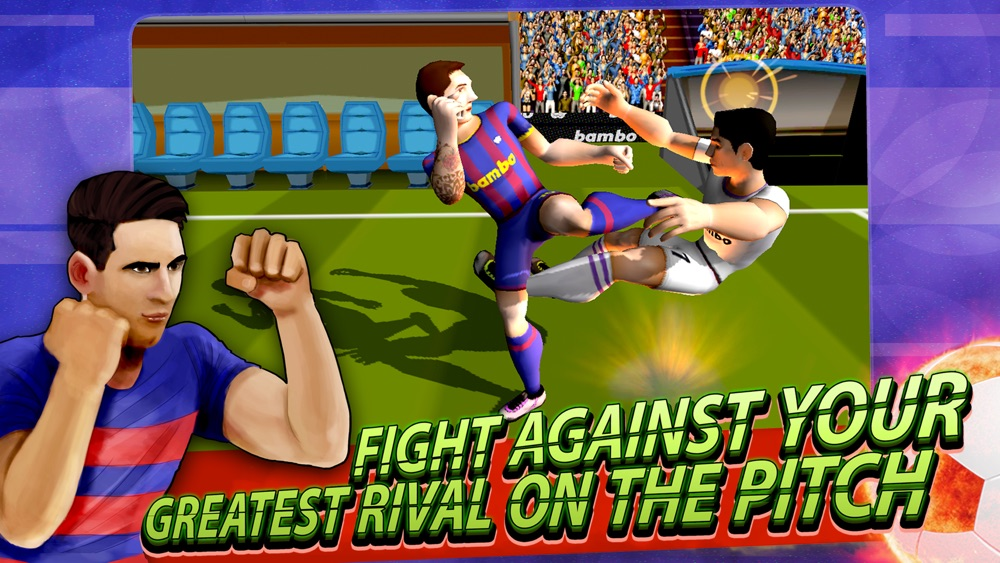Hack tool for Soccer Fight 2018
