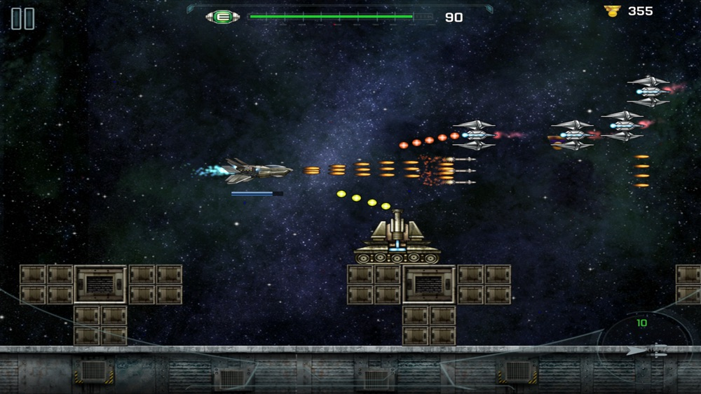 Space Cadet Defender: Recon Invaders hack tool
