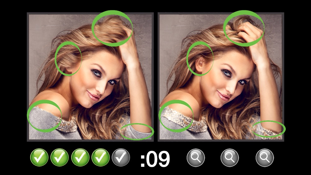 Hack tool for Spot the Difference Image Hunt Game