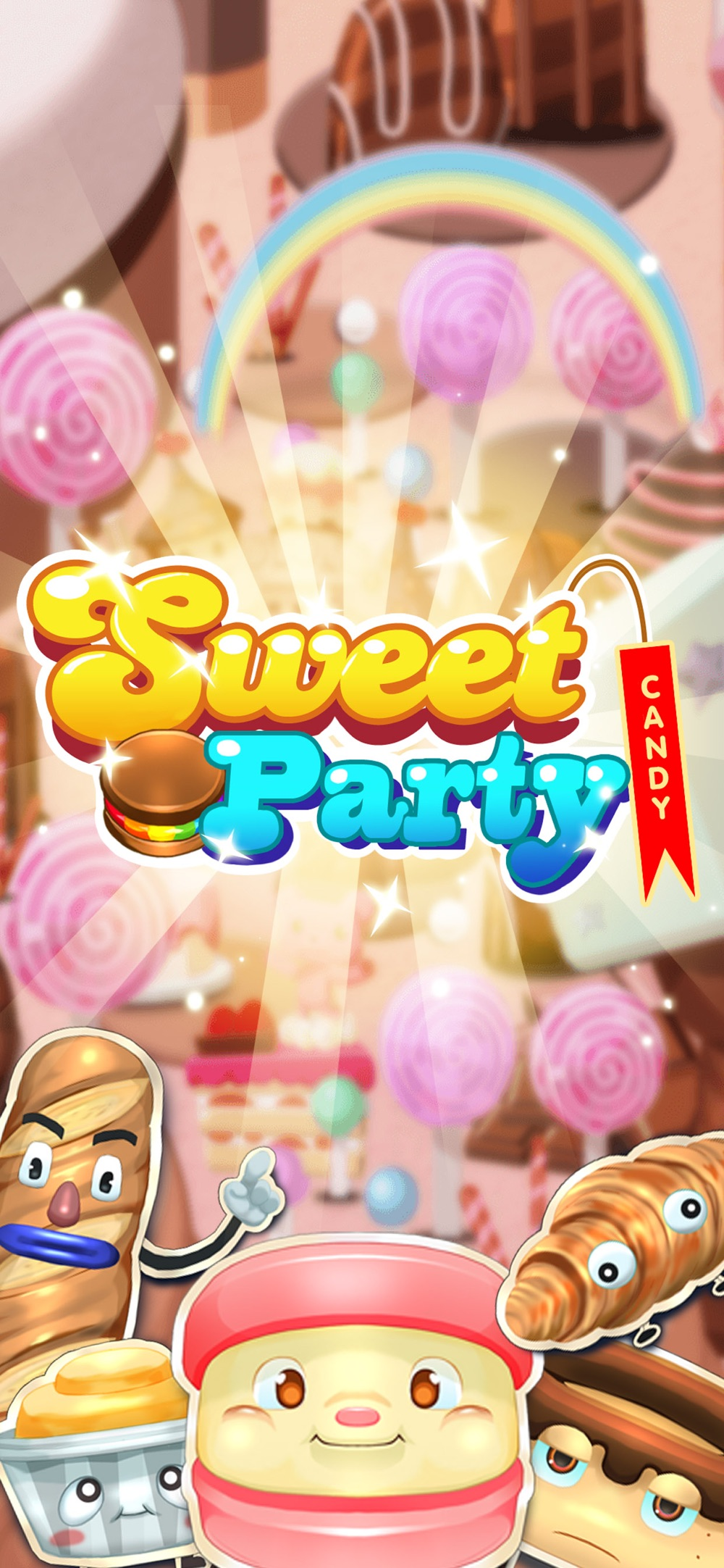 Sweet Candy Party hack tool