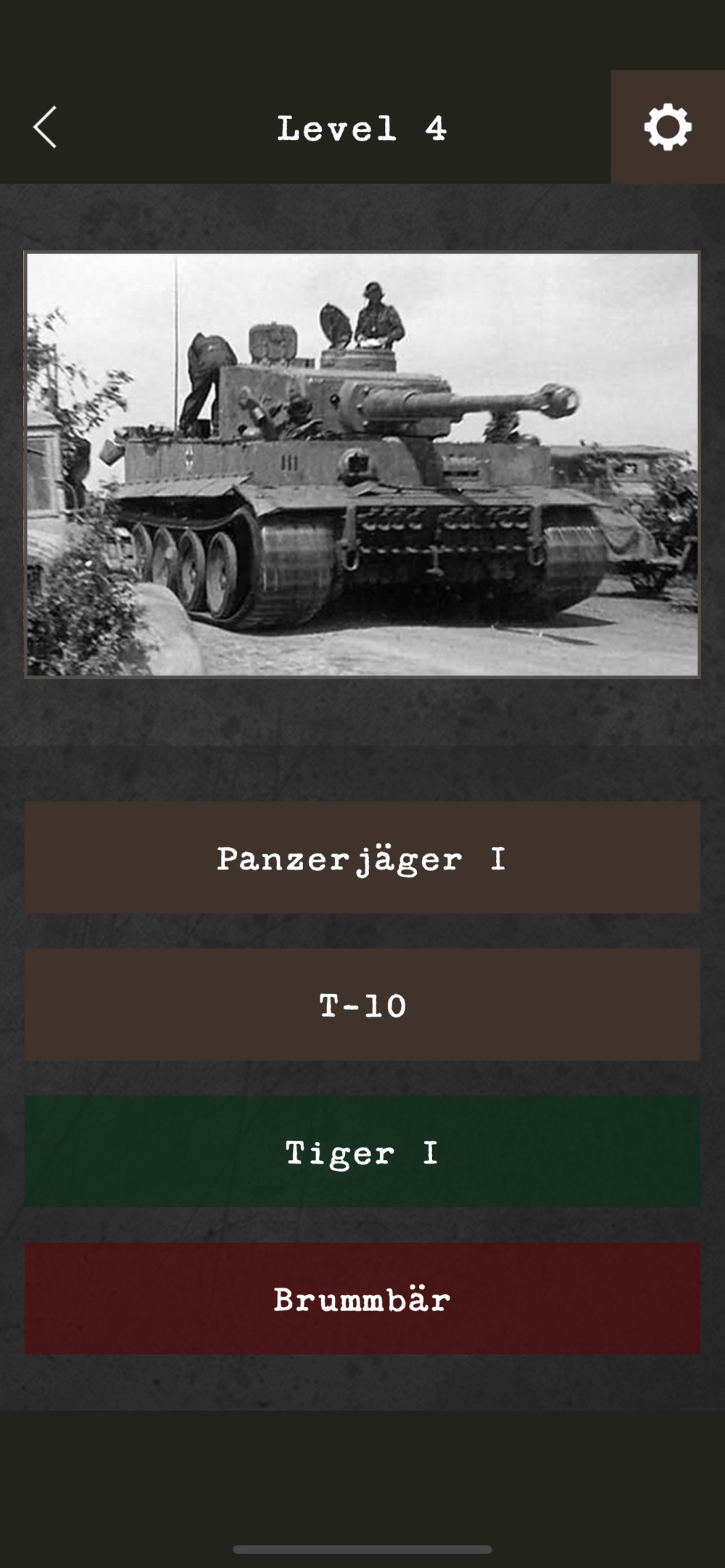 Hack tool for Tank Spotter's Quiz
