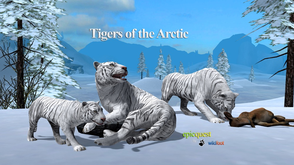 Tigers of the Arctic cheat codes