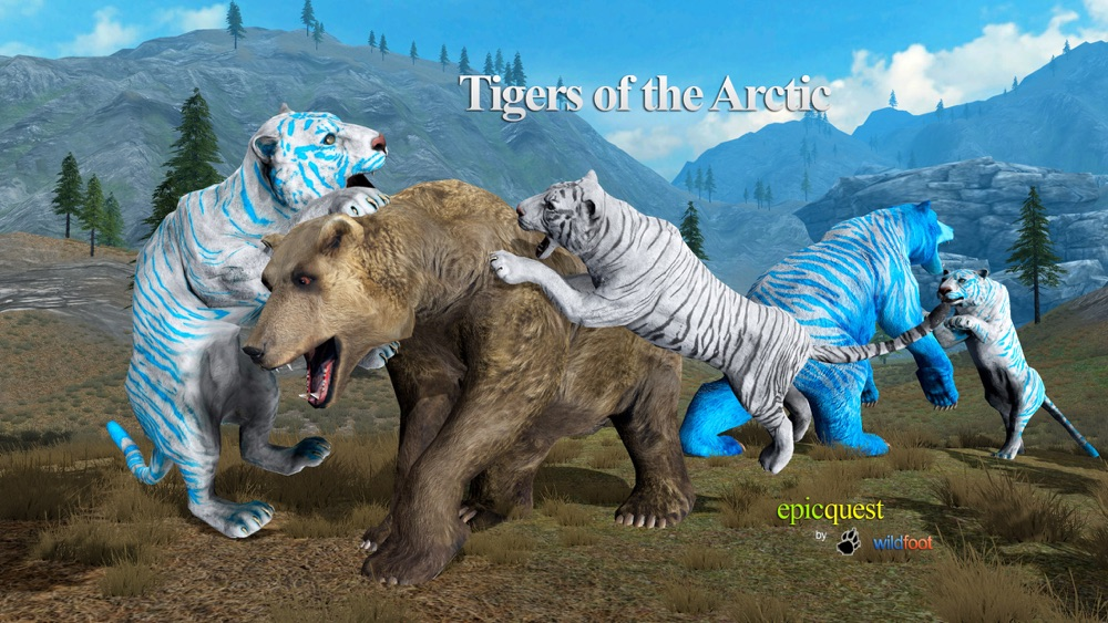 Hack tool for Tigers of the Arctic