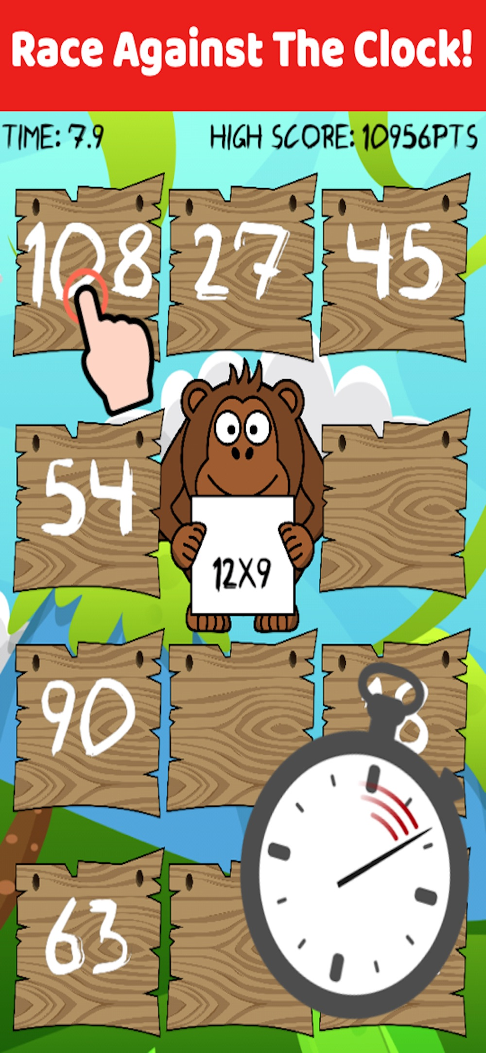 Times Tables game for school hack tool