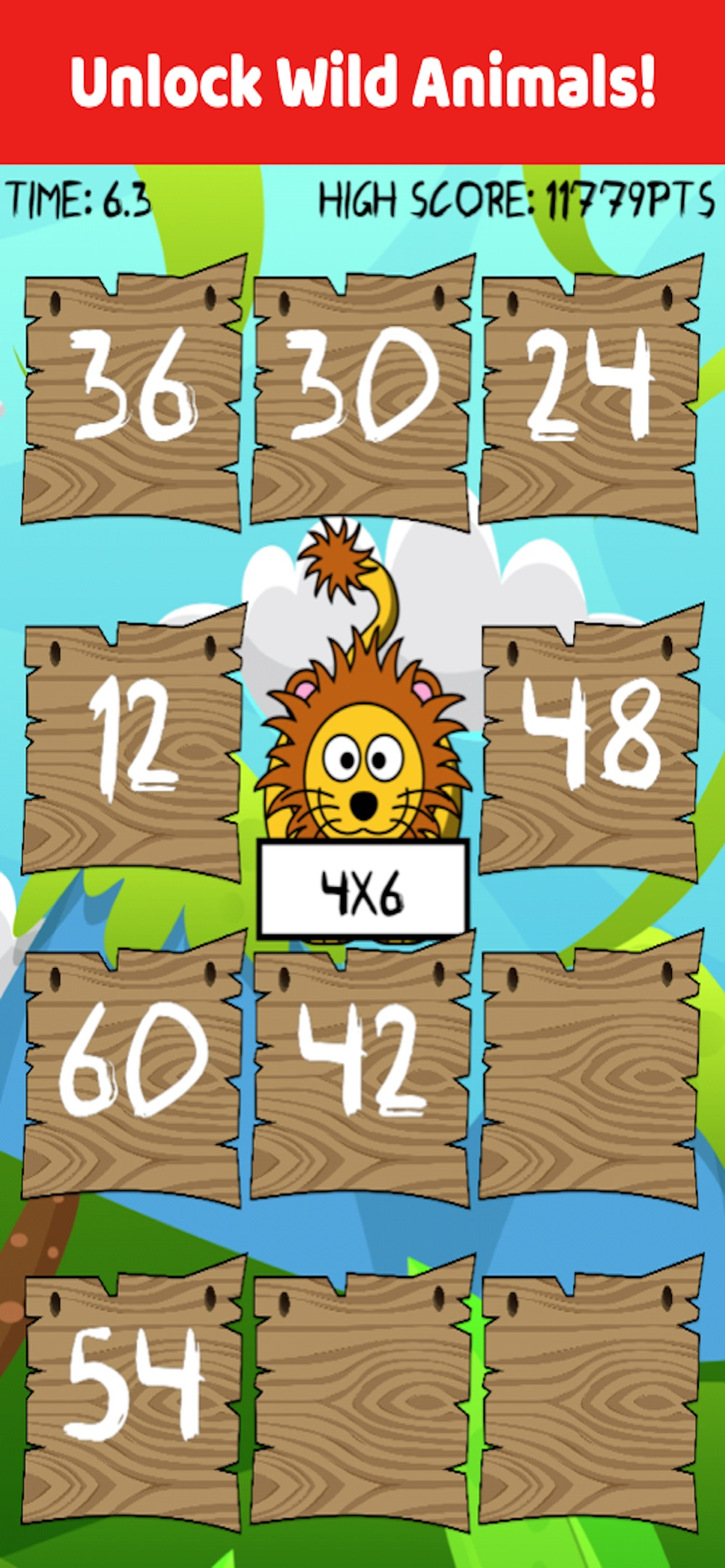 Hack tool for Times Tables game for school