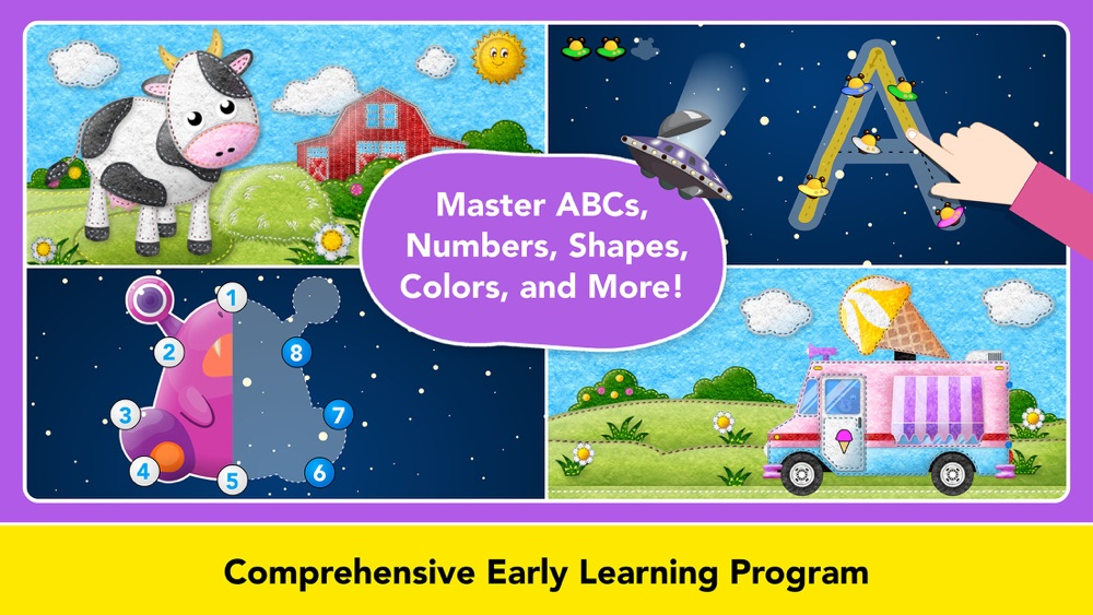 Hack tool for Toddler Learning Games