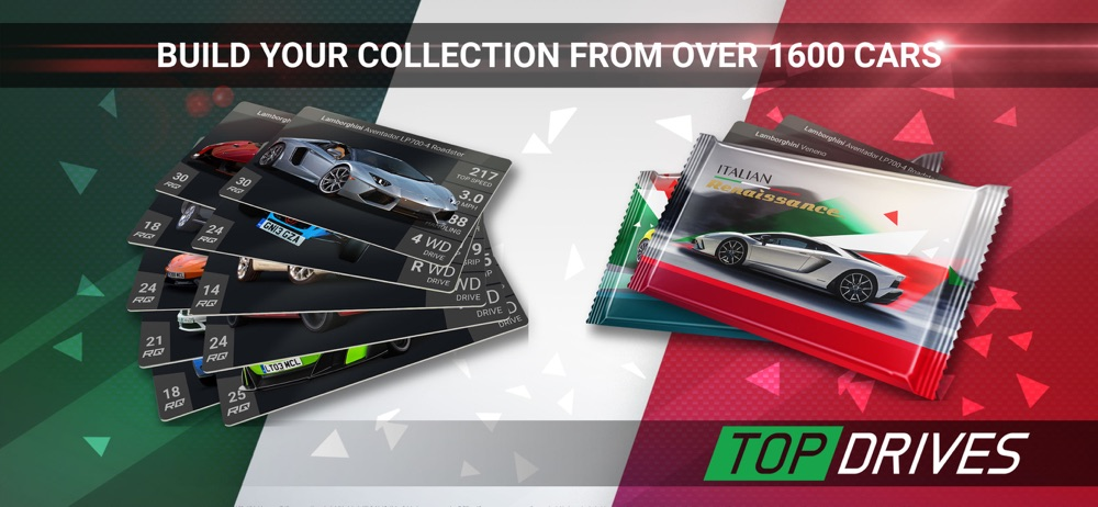 Hack tool for Top Drives – Car Cards Racing