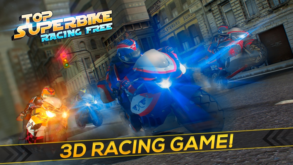 Top Superbikes Racing . Free Furious Motorcycle Races Game for Kids hack tool