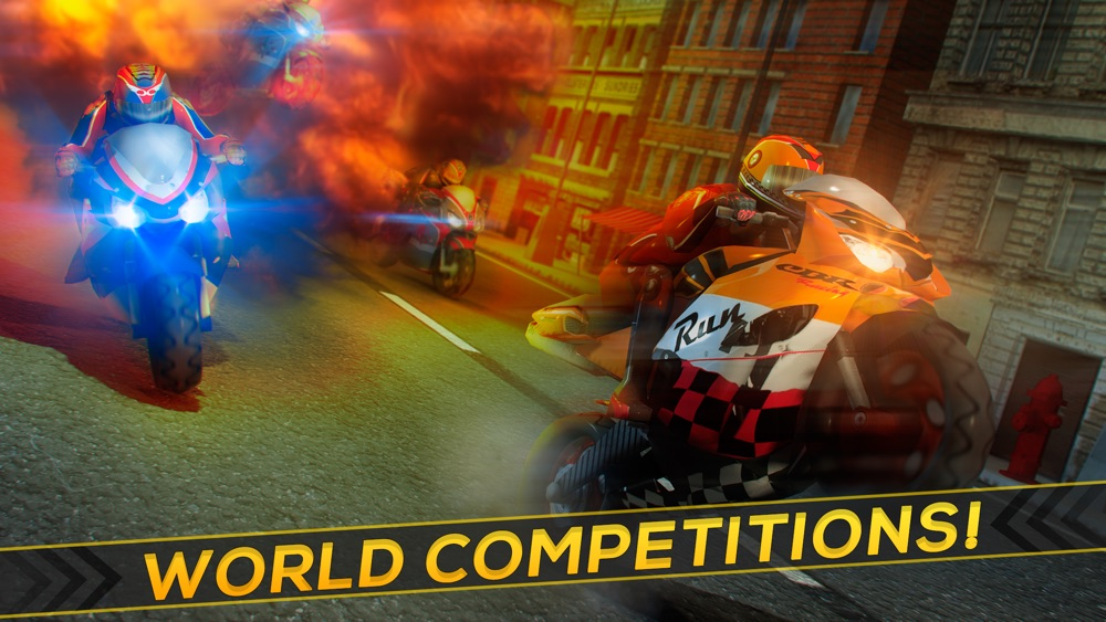 Hack tool for Top Superbikes Racing . Free Furious Motorcycle Races Game for Kids