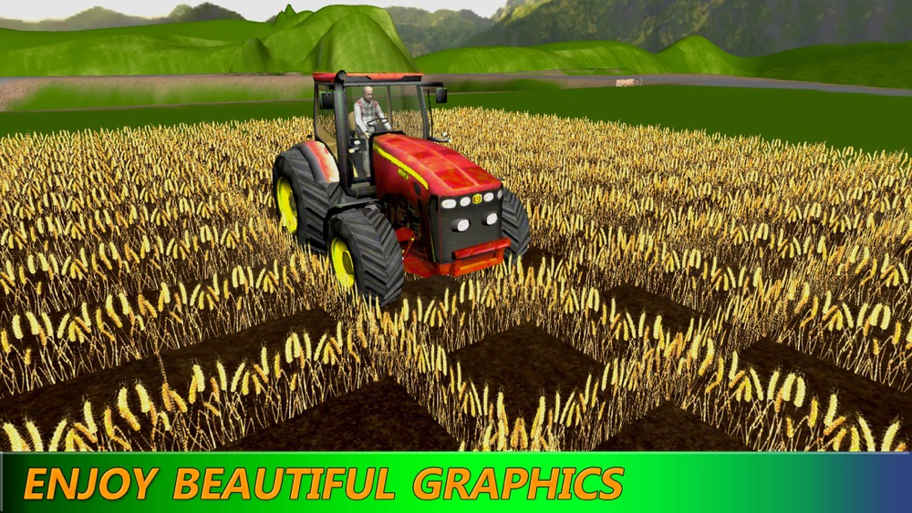 Tractor Farm Harvest: Snow Plow Driver HD cheat codes