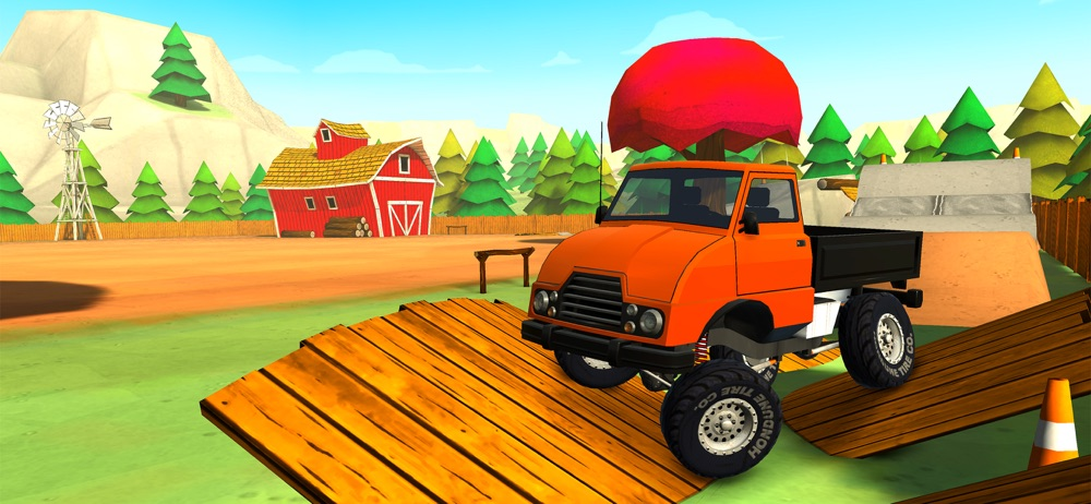 Truck Trials 2.5: Free Range cheat codes
