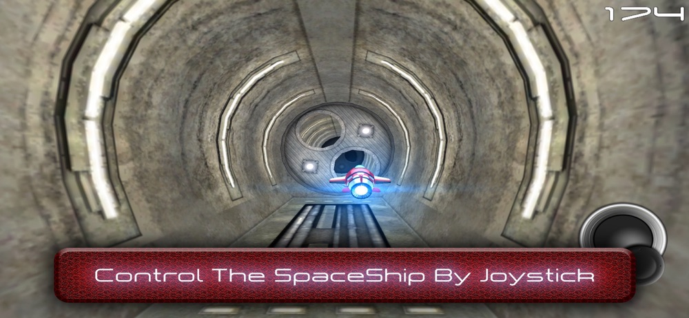 Tunnel Trouble-Space Jet Games hack tool