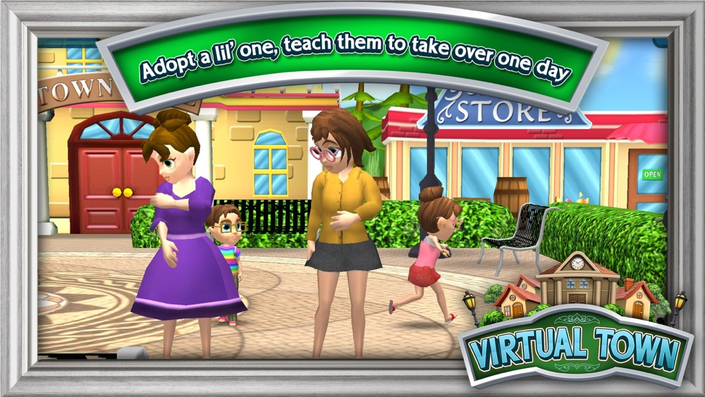 Hack tool for Virtual Town