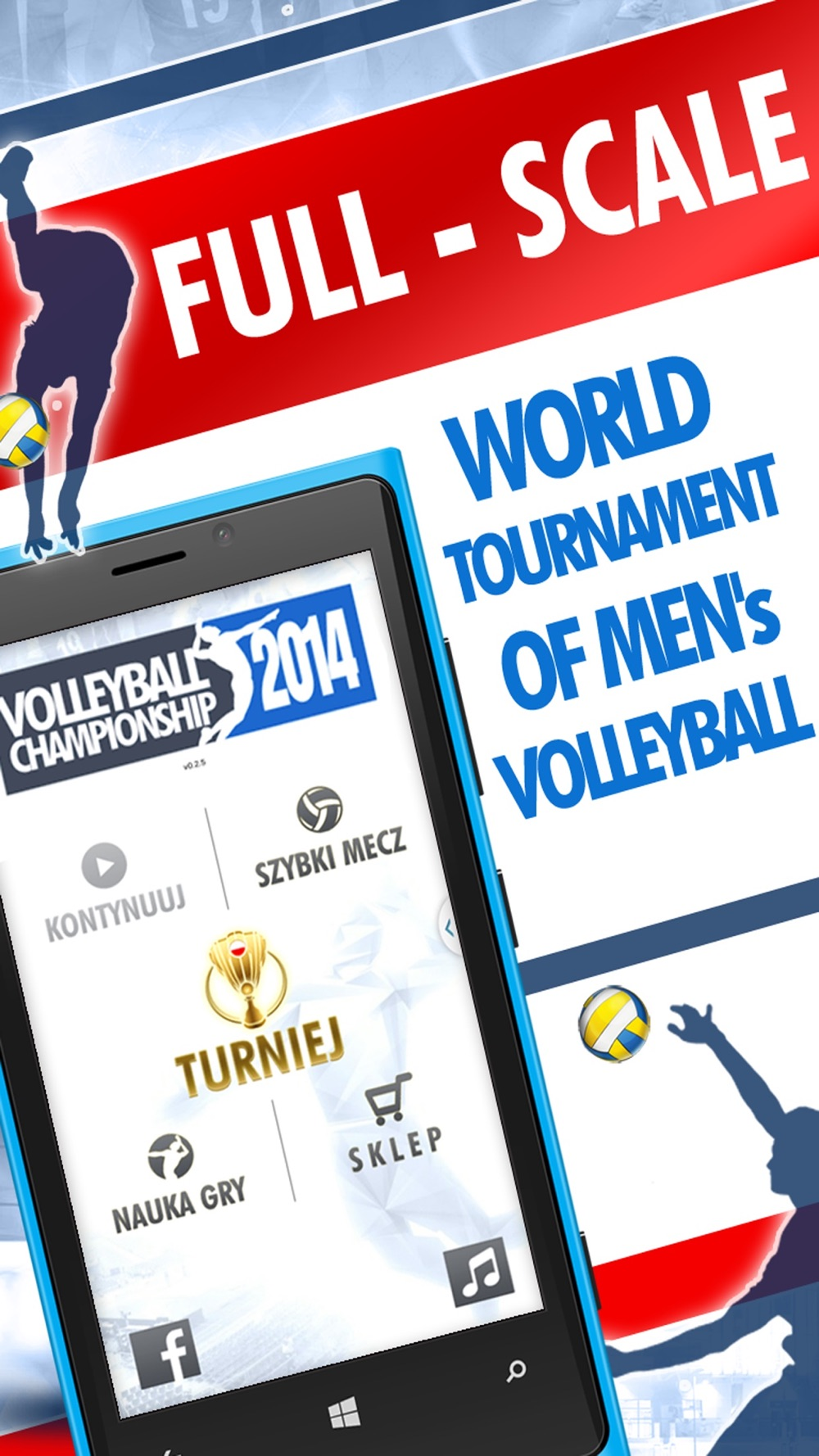 Hack tool for Volleyball Championship 2014