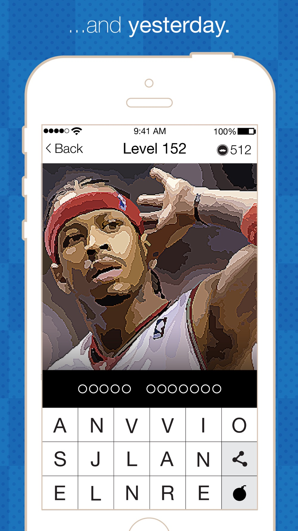 Hack tool for Who's the Baller? - Guess the Basketball Player Word Game