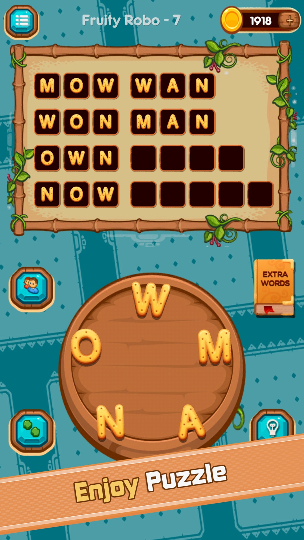 Word Join : Bamboo cheat codes