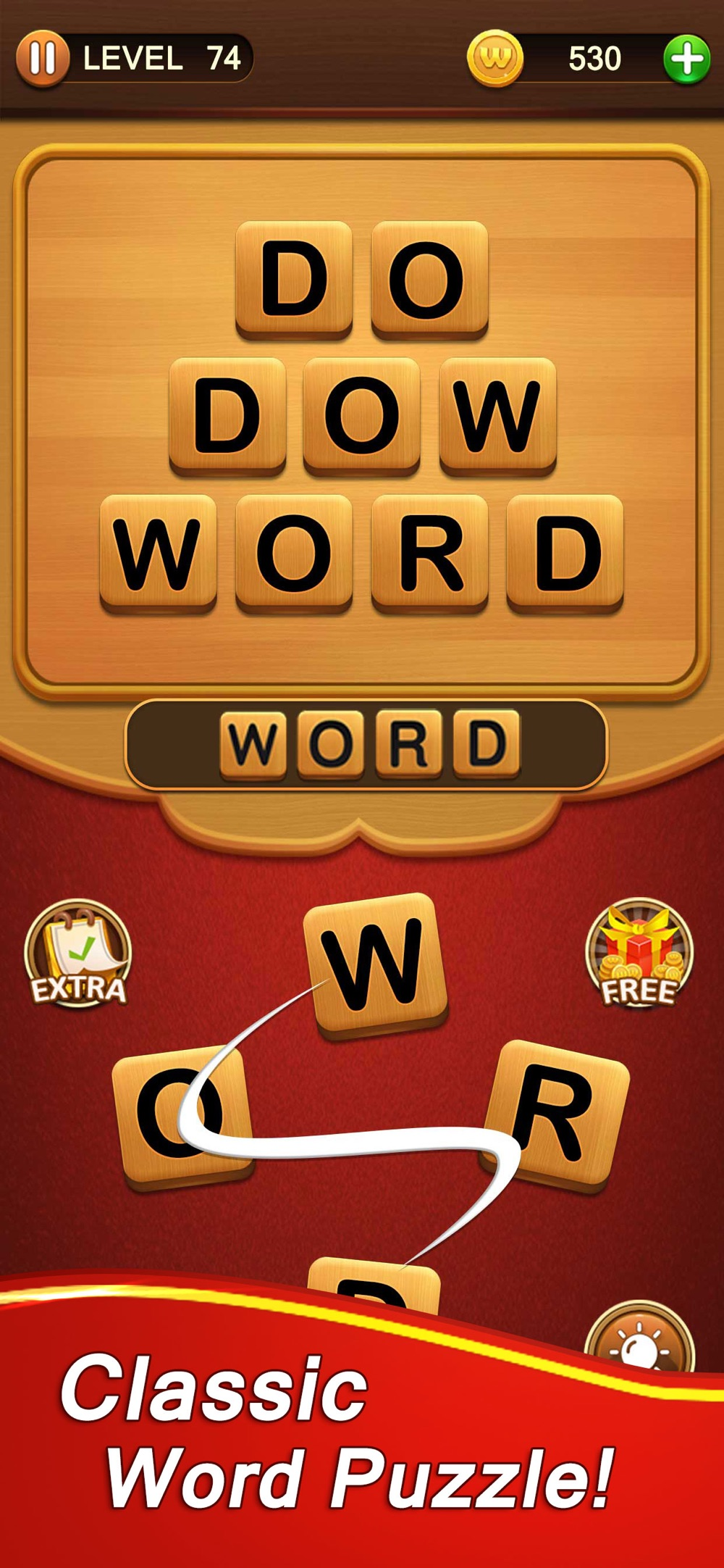 Word Talent: Cross & Connect hack tool