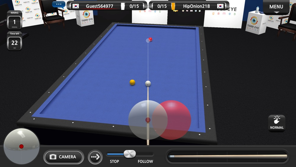 World Championship Billiards hack tool