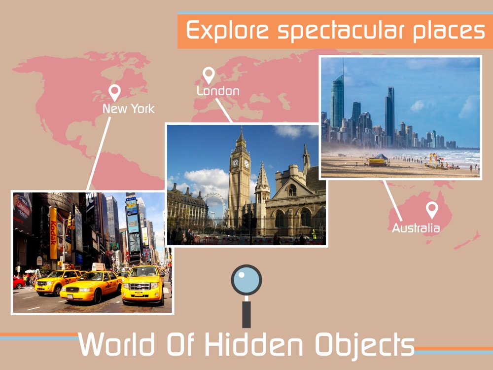 World Of Hidden Objects hack tool