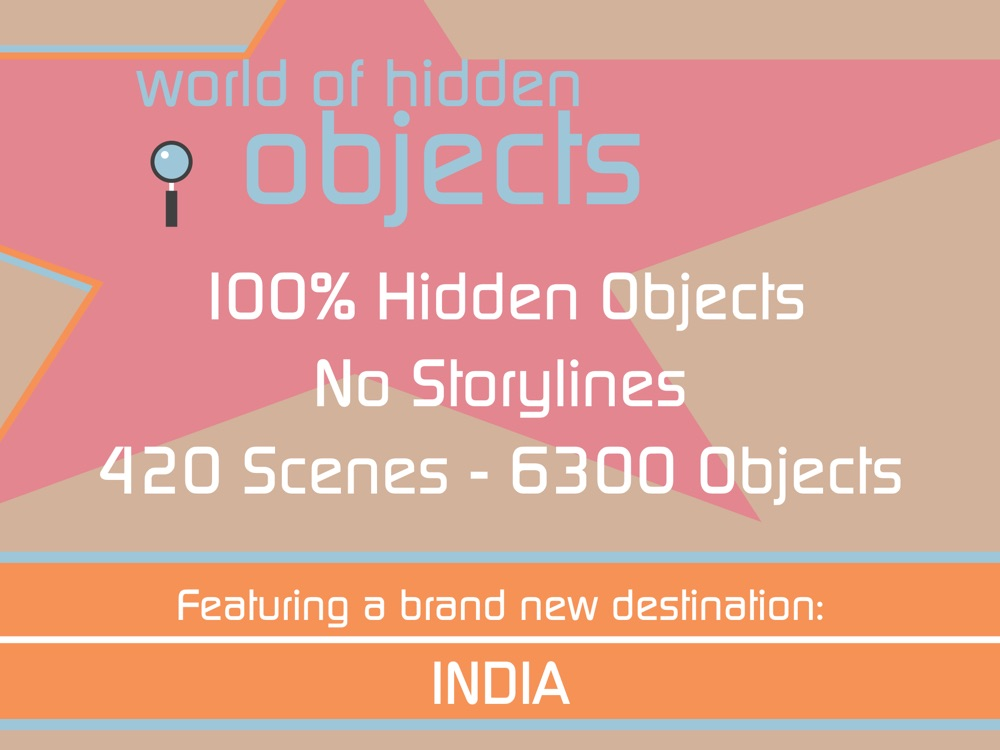 Hack tool for World Of Hidden Objects