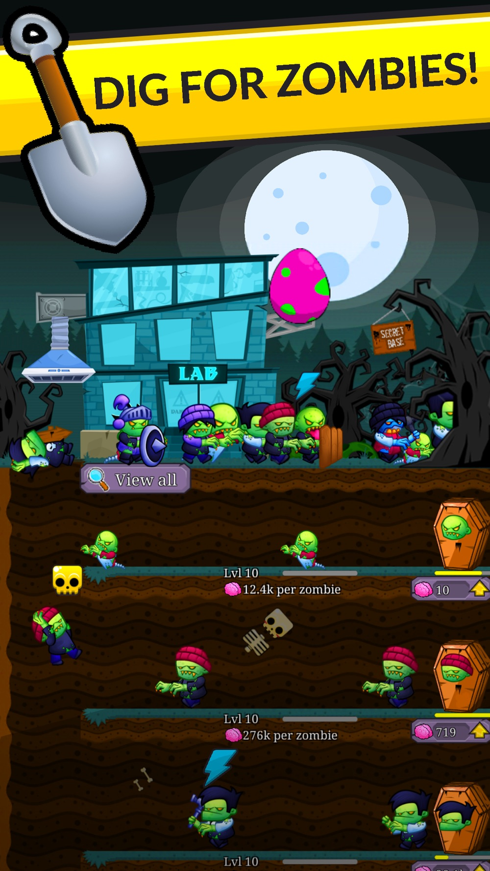 Zombie Labs: Idle Tycoon cheat codes
