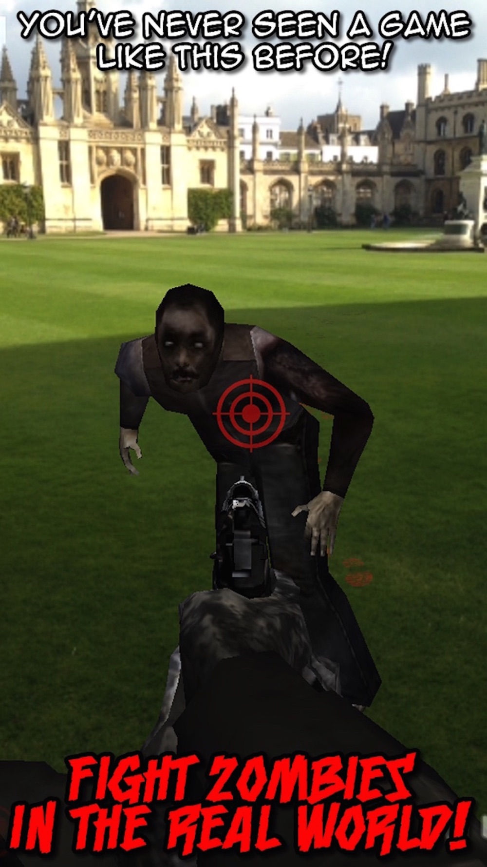 Zombies GO! Fight The Dead Walking Everywhere with Augmented Reality (FREE Edition) cheat codes