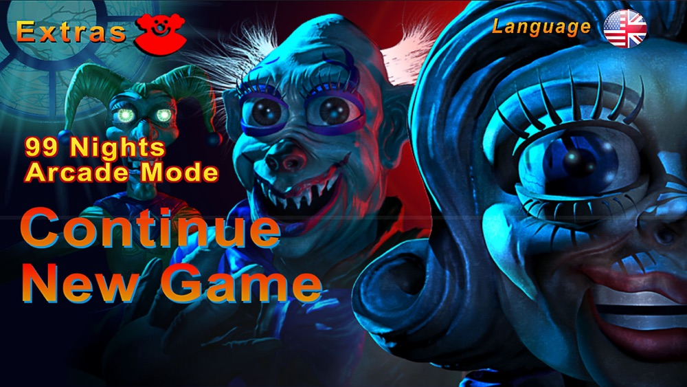 Zoolax Nights: Chase Of Clown cheat codes